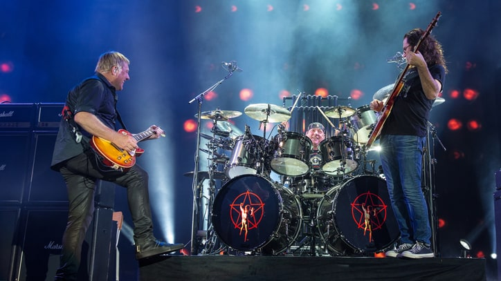 Watch Exhilarating Trailer for Rush's Concert Film 'R40 Live'