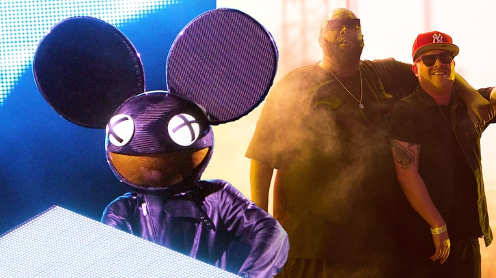Deadmau5, Nas, Run the Jewels to Thrash Winter X Games Stage