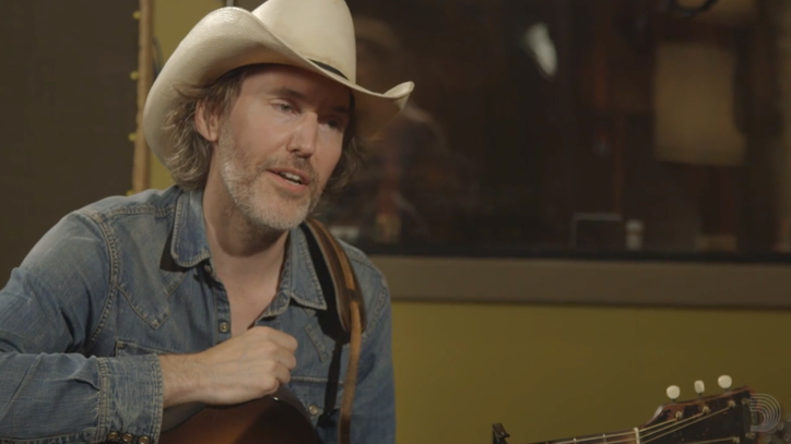 See Dave Rawlings Show Off His Scavenged Vintage Guitar in New Series