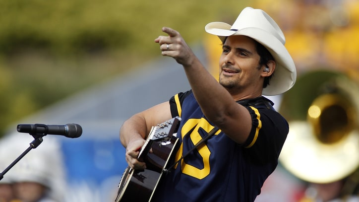 Brad Paisley on CMA Awards Joke Writing: