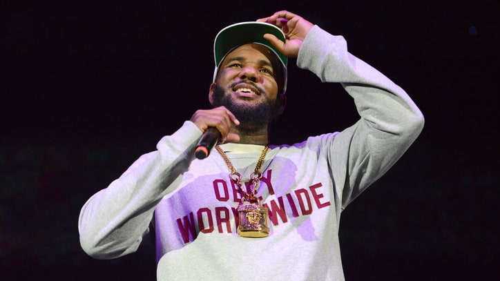The Game Reveals Surprise, Star-Studded 'Documentary 2.5' LP