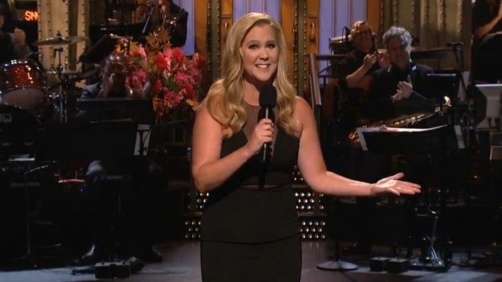 Amy Schumer on 'SNL': 3 Sketches You Have to See