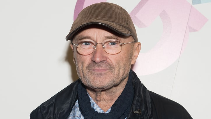 Phil Collins' 'Warts and All' Autobiography Arriving in 2016