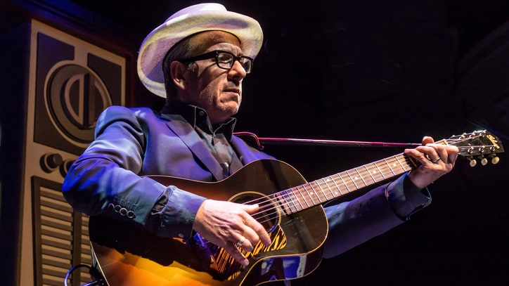 10 Things We Learned From Elvis Costello's Brilliant New Memoir
