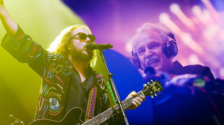 Hear Giorgio Moroder Give My Morning Jacket a Disco Makeover