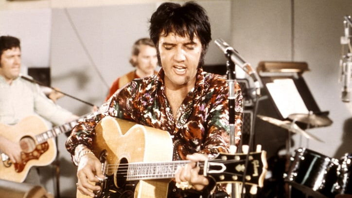 Hear Elvis Presley's Dramatic, Newly Orchestrated 'American Trilogy'