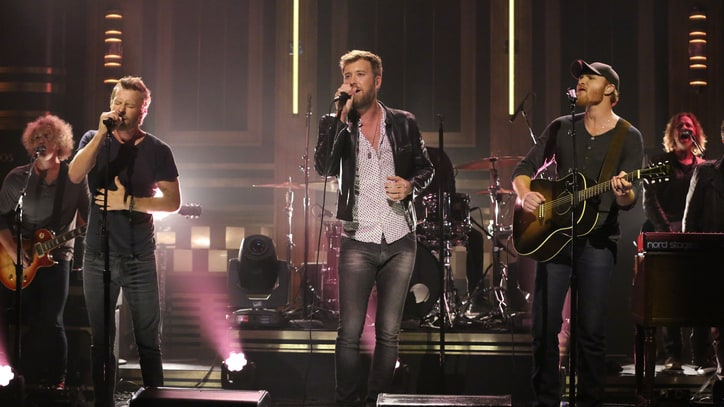 See Charles Kelley Debut Stunning Solo Single 'The Driver' on 'Fallon'