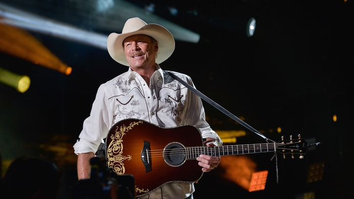 Hear Alan Jackson's Unreleased 'Good Time' Outtake 'Love Is Hard'