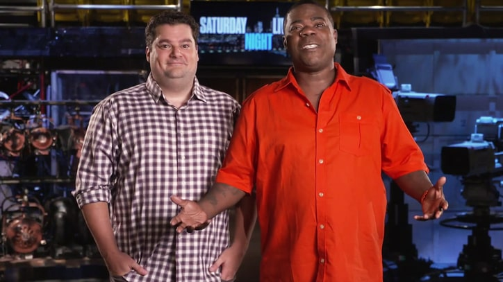 Watch Tracy Morgan Joke About Car Accident in 'SNL' Promos