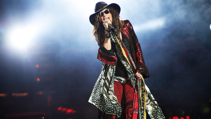 Steven Tyler Pens Copyright Op-Ed: 'We Need Change'