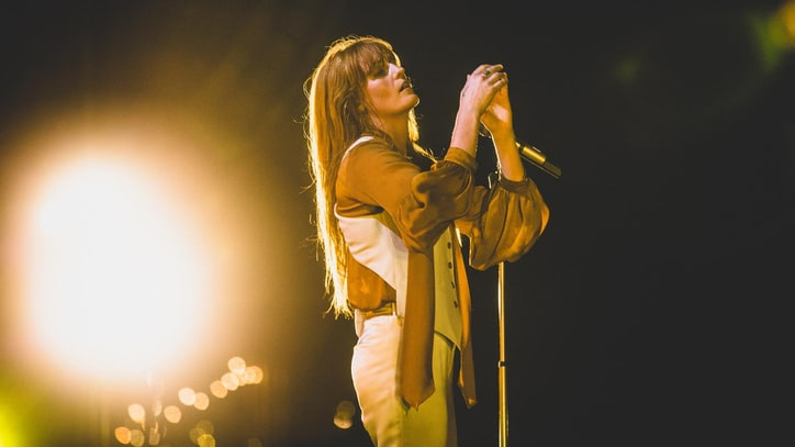 Florence and the Machine's Wild Austin Concert: A Front-Row View