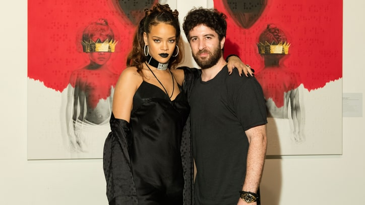 Rihanna Cover Artist on How He Crafted Groundbreaking 'Anti' Imagery