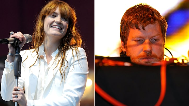 Florence and the Machine, Aphex Twin, Jamie xx Lead Mercury Prize Shortlist