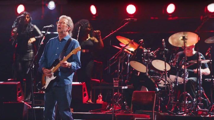 Watch Eric Clapton's Powerful 'Cocaine' From 'Slowhand at 70'