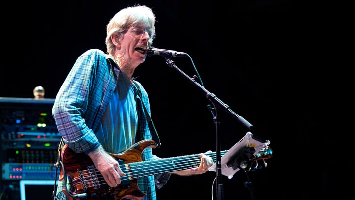 Grateful Dead's Phil Lesh Reveals Bladder Cancer Battle