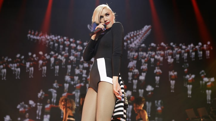 Gwen Stefani Debuts Emotional Ballad 'Used to Love You' at Solo Show