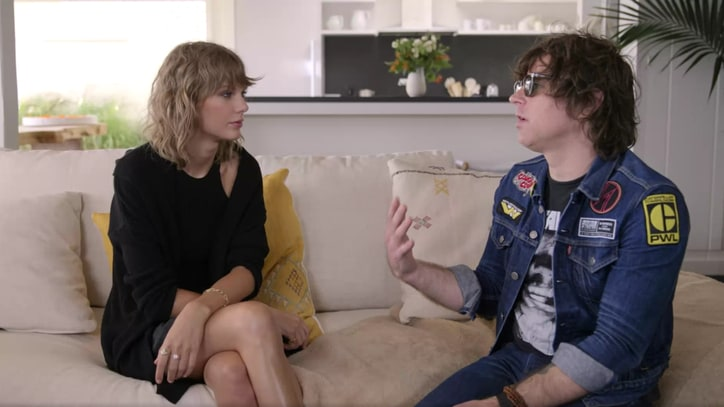See Ryan Adams, Taylor Swift Discuss '1989,' Songwriting