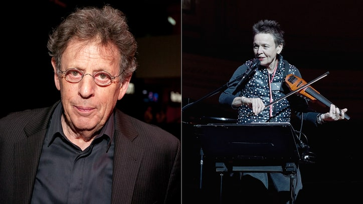 Big Ears 2016: Laurie Anderson, Philip Glass Collab Part of Epic Lineup