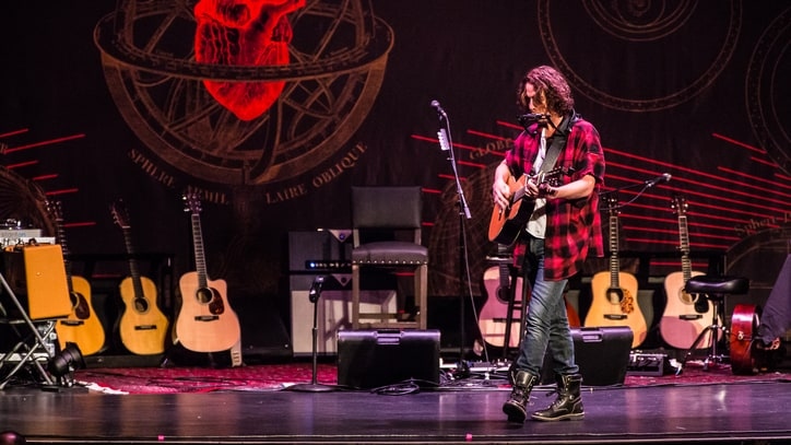 Chris Cornell Reimagines Soundgarden Classics at Stripped-Down Solo Show