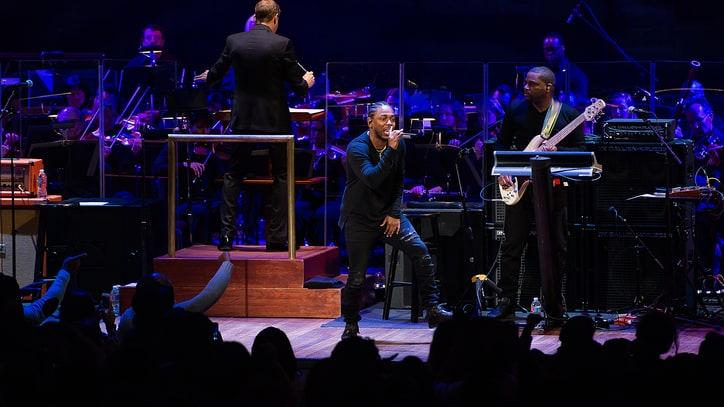 Kendrick Lamar, National Symphony Orchestra Unveil 'Butterfly' Anthems