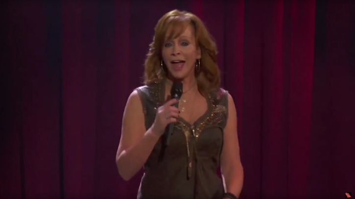 See Reba Cover Taylor Swift in 'Best Time Ever' Skit