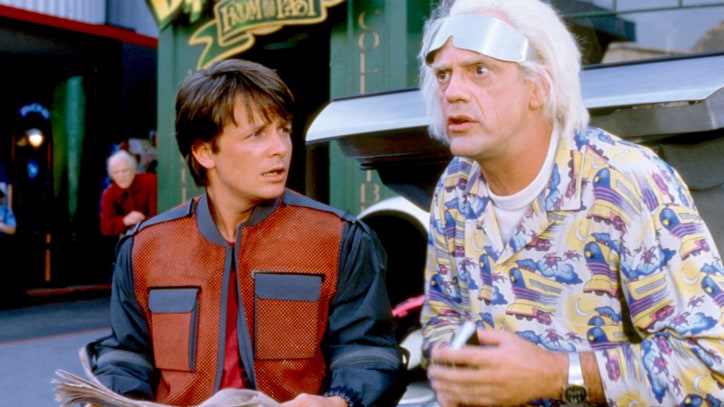 'Back to the Future Part II': Welcome to the Present