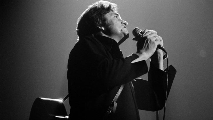 Listen to a Rare Live Recording of Johnny Cash's 'Man in Black'