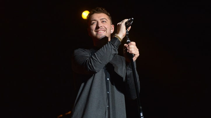 Sam Smith: 'I Want to Be a Figure in the Gay Community'