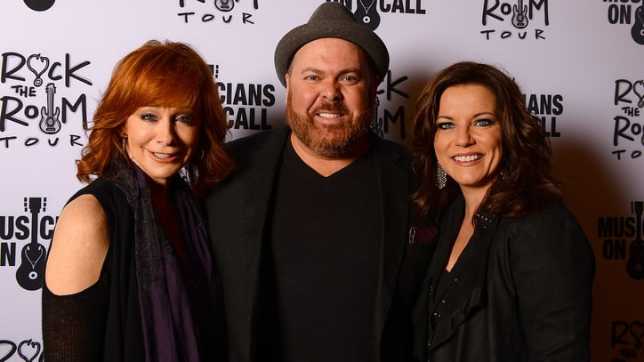 Reba, Martina McBride Honor Musicians on Call Heroes