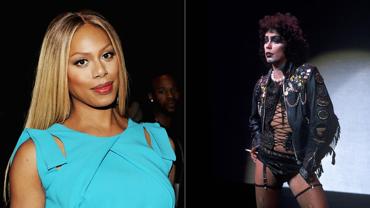 'Rocky Horror' Remake: Laverne Cox to Star as Dr. Frank-N-Furter