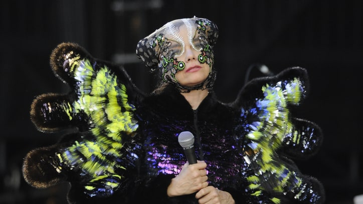 Bjork Plans Limited Edition 'Vulnicura Live' Album