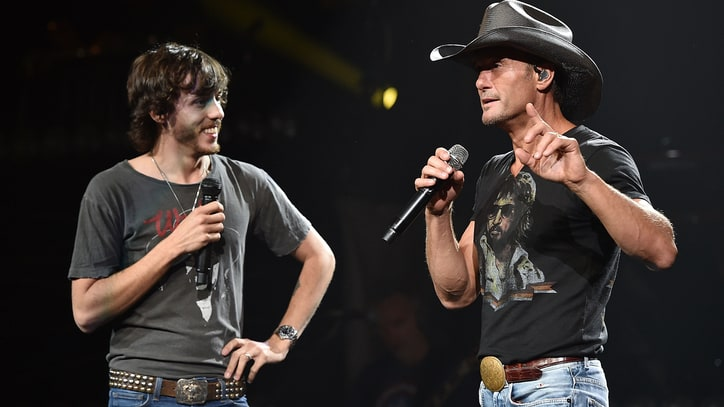 Hear Chris Janson and Tim McGraw's Devilish Duet 'Messin' With Jesus'