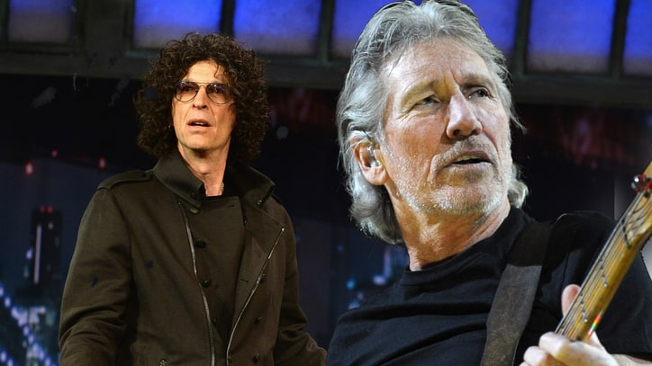 Roger Waters: 'I Won't Waste One Breath on Asshole Howard Stern'