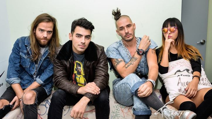 Joe Jonas on New Funk-Pop Party Band DNCE, Second Chances
