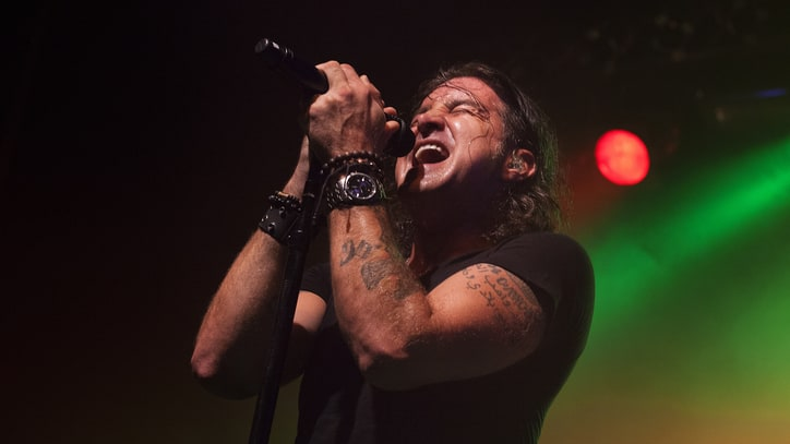 Scott Stapp on Mental Breakdown, Reality TV and Creed's Future