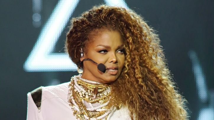Janet Jackson Postpones Tour Dates to 'Rest My Vocal Chords'