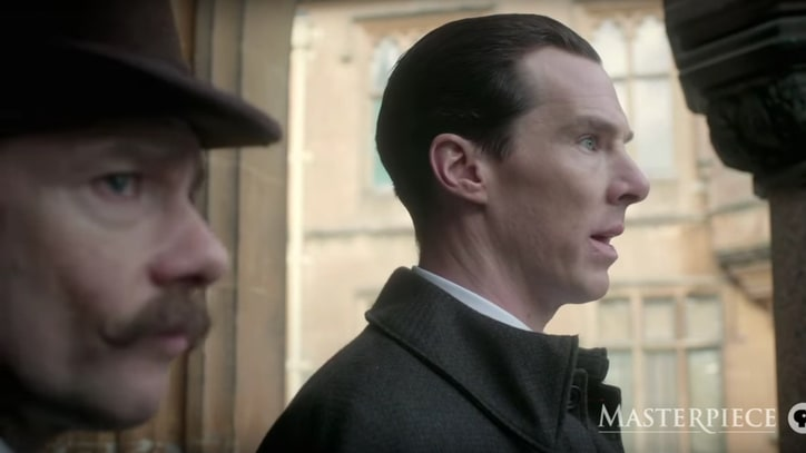 'Sherlock' Sets Victorian Special Premiere Date, Reveals First Trailer