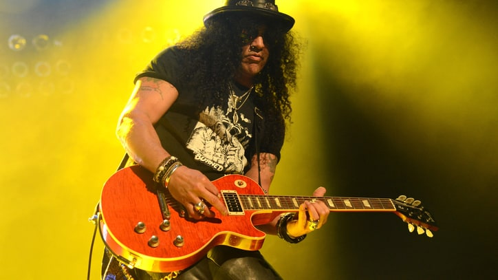Slash's Top 5 Horror Movies: See Guitarist Explain What Scares Him