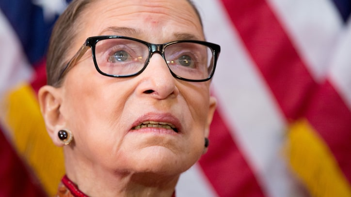 How Ruth Bader Ginsburg Became the 'Notorious RBG'