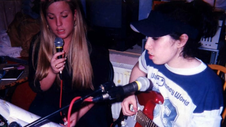 Amy Winehouse's Early Rap Career Explored in Bonus Documentary Footage