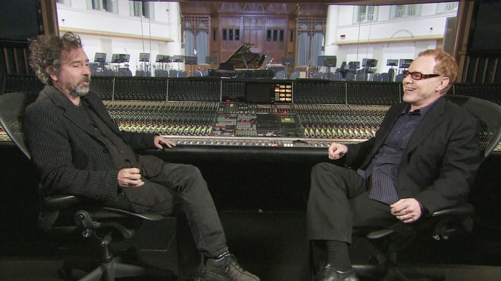 Watch Tim Burton and Danny Elfman Talk 'Batman' Score