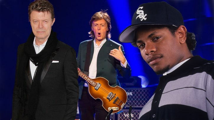 McCartney, Bowie, Eazy-E Lead Record Store Day Black Friday Lineup
