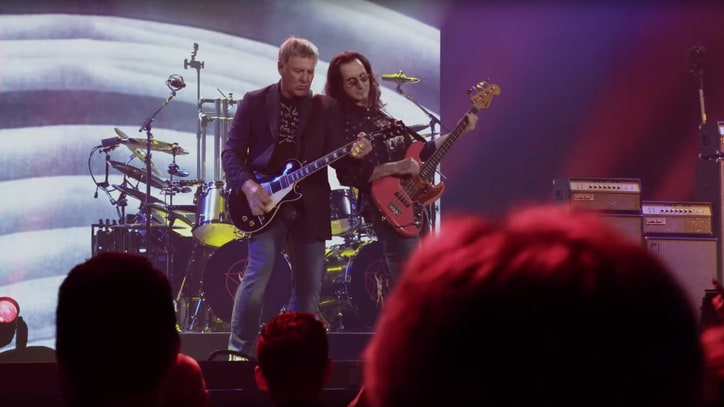 Watch Rush Play 'The Spirit of Radio' From Upcoming 'R40 Live' LP