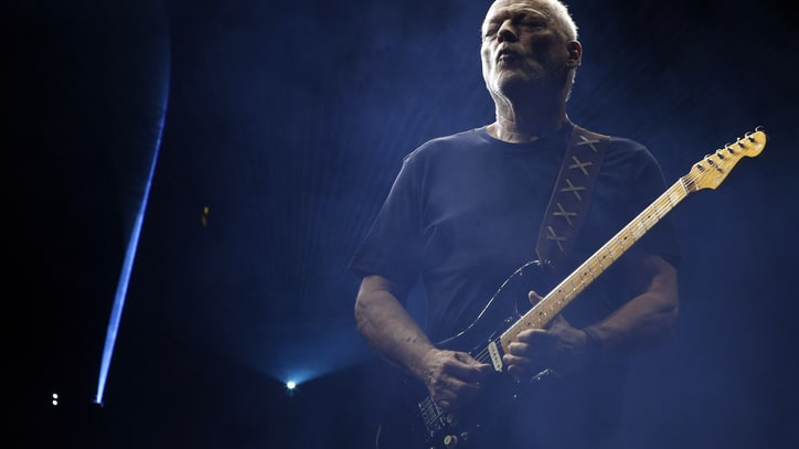David Gilmour Mulls Life, Death in Somber 'Faces of Stone' Video