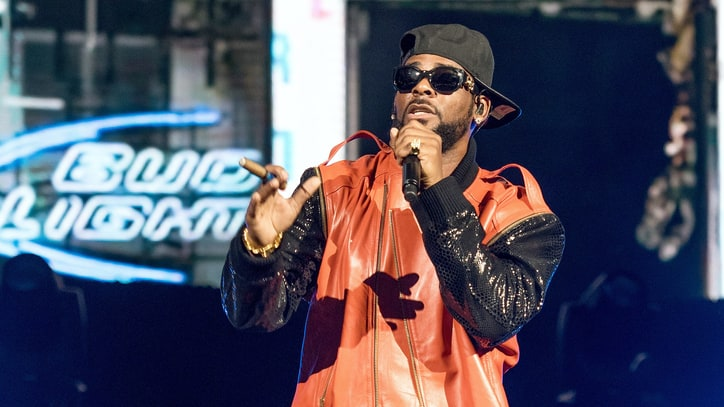R. Kelly Pairs With Lil Wayne, Jeremih on Uninhibited 'Switch Up'