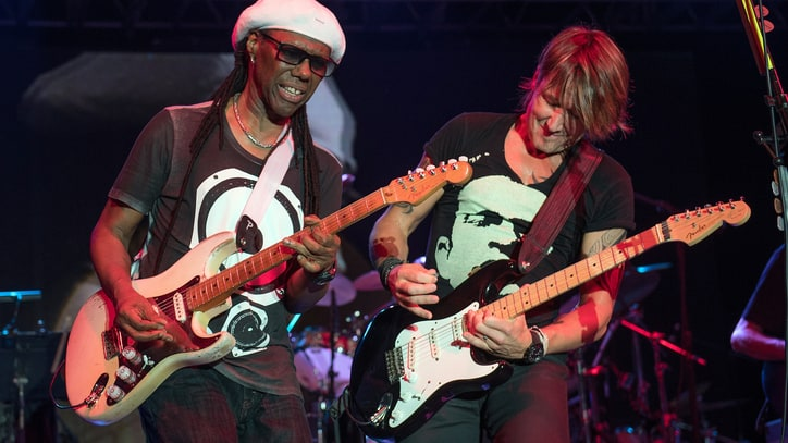 Keith Urban Pulls the 'Ripcord' With Nile Rodgers: The Ram Report