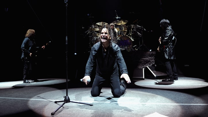 Black Sabbath Scrap Final Album Plans to Focus on Tour