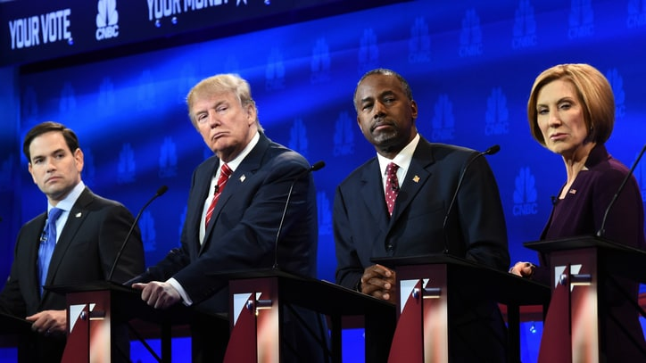21 Hilarious and WTF Moments From the GOP Debate