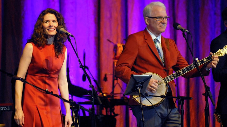 Steve Martin and Edie Brickell on 'Unexplored Territory' of New Album