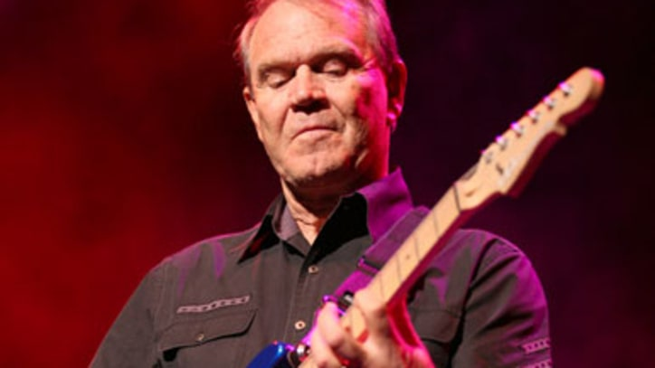 Country Star Glen Campbell Diagnosed With Alzheimer's